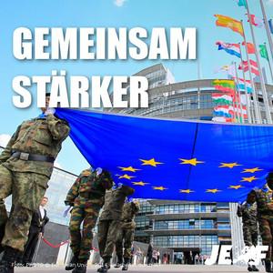 Statement zu einer EU-Armee (Reaktion auf Juncker)