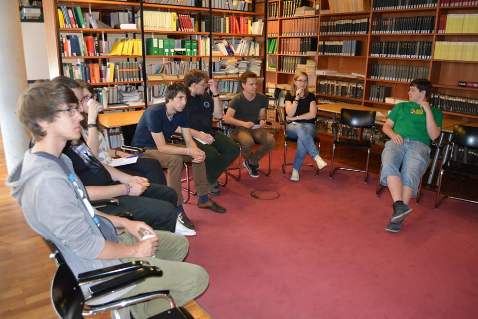 II. Verbandsakademie 2015 in Halle (Saale): Rechtspopulismus in Europa