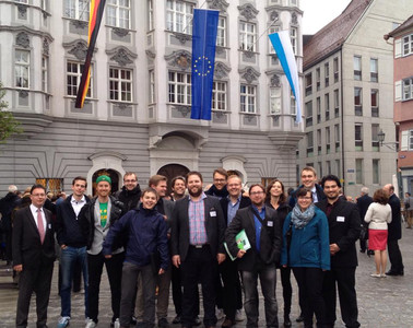 Bundeskongress der Europa-Union: Die JEF mischt sich ein