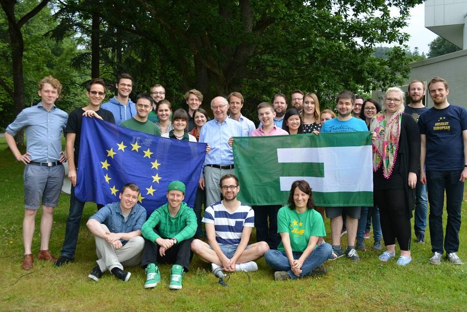 II. Bundesausschuss der JEF 2015 tagt in Otzenhausen