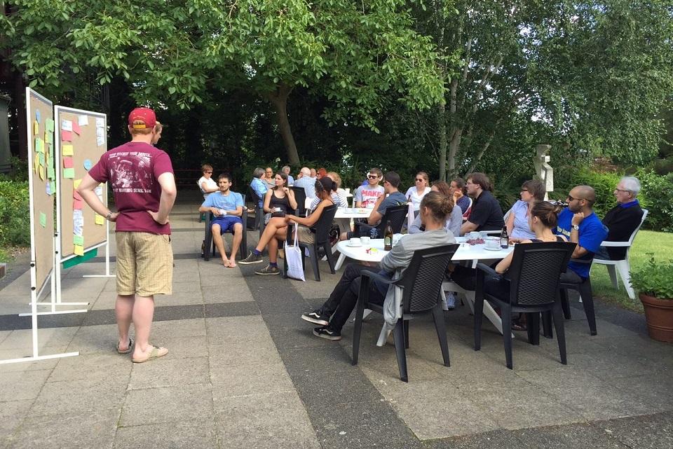The F-Word in JEF Teil 2 – Summercamp der JEF Schleswig-Holstein und der JEF Dänemark