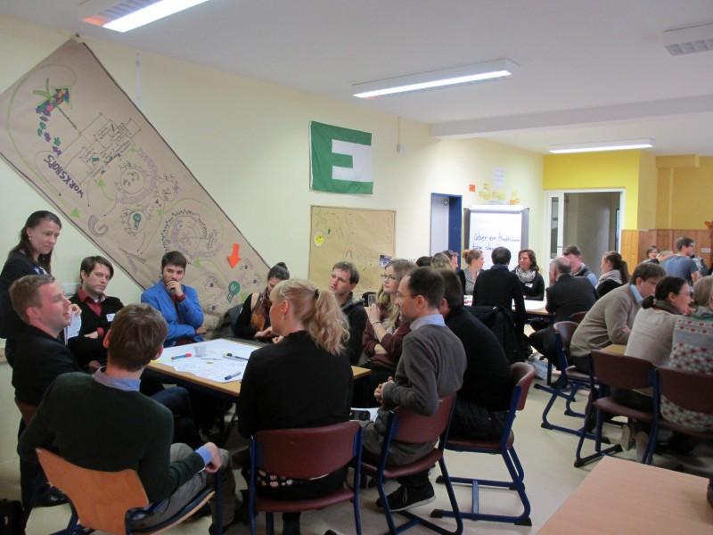 EUD/JEF Akademie in Jena