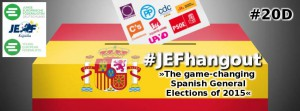 "20. Dezember 2015: ""The game-changing Spanish General Elections of 2015"""