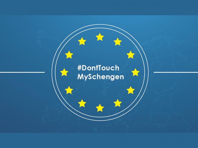 #DontTouchMySchengen