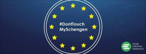 "08. März 2016: ""Schengen and the freedom of movement at risk?"""