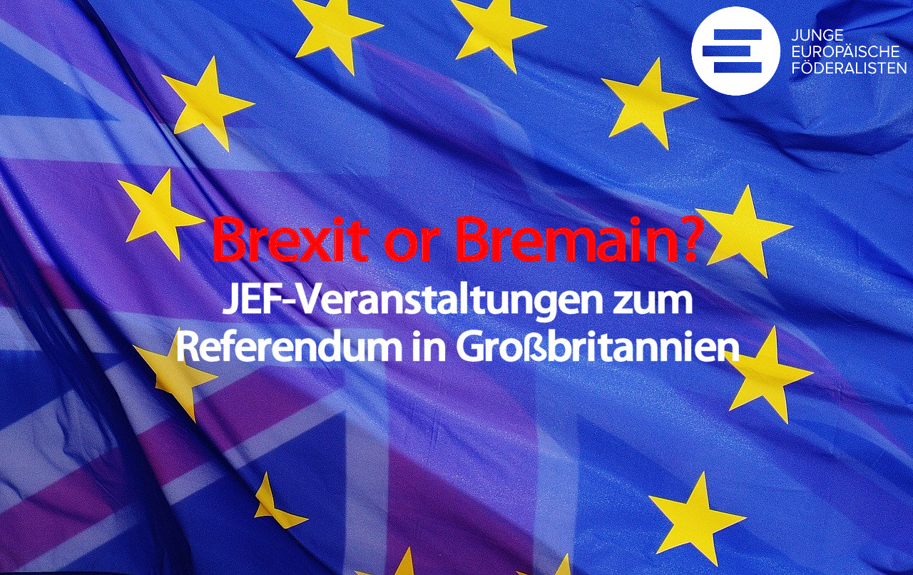 Brexit or Bremain?