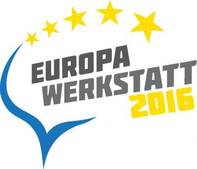 Europawerkstatt 2016 – Jetzt anmelden!
