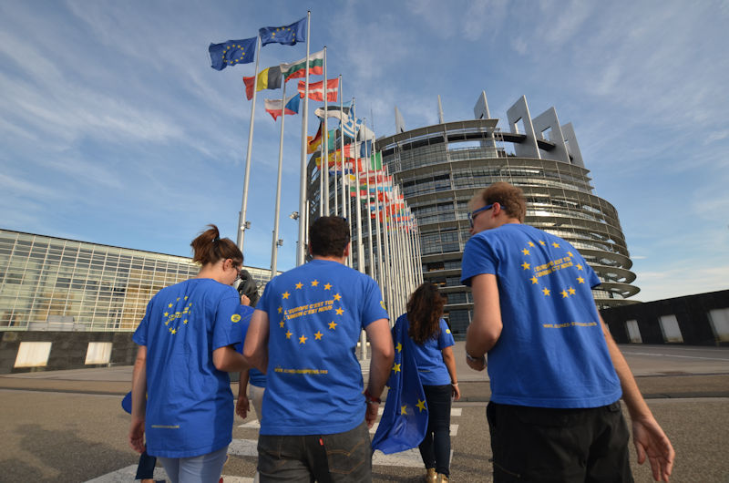 European Youth Leaders Meet to Fix EU
