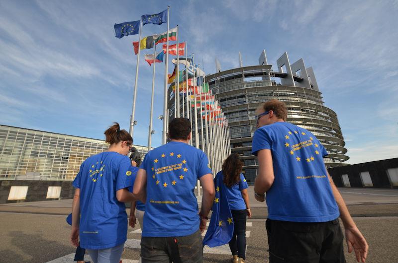 European Youth Leaders Meet to Fix EU