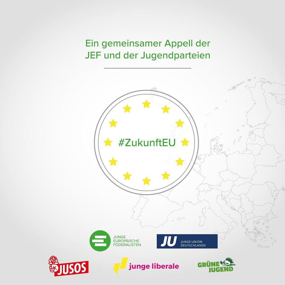 Mit Mut in unsere europäische Zukunft!