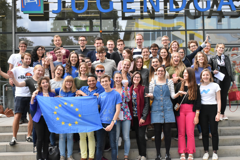 Europa zu Gast in Berlin