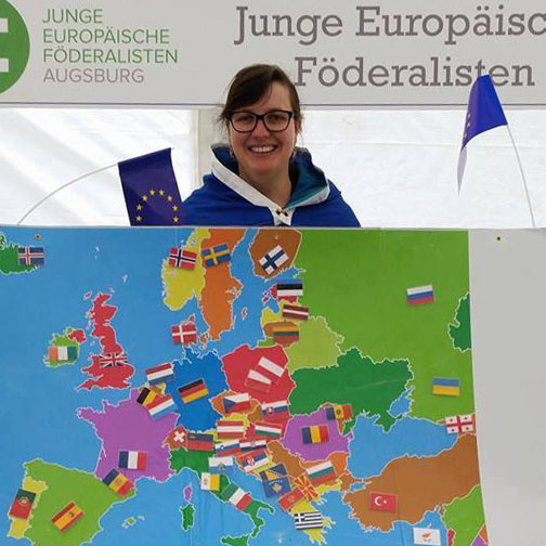 Und nach der Wahl? Engagement für Europa zeigen!
