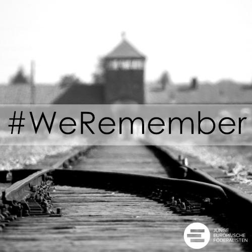 """""""Antisemitismus, Rassismus und Geschichtsrevisionismus haben in unserem Europa nichts verloren!"""""""