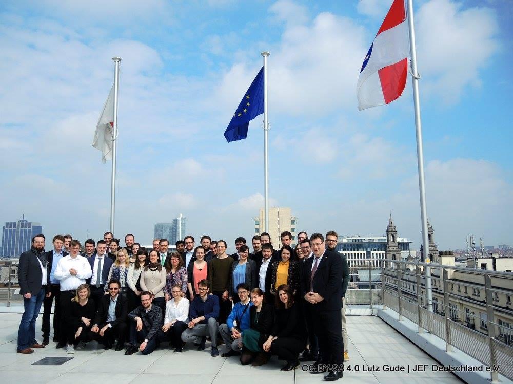 Bundesausschuss in Brüssel