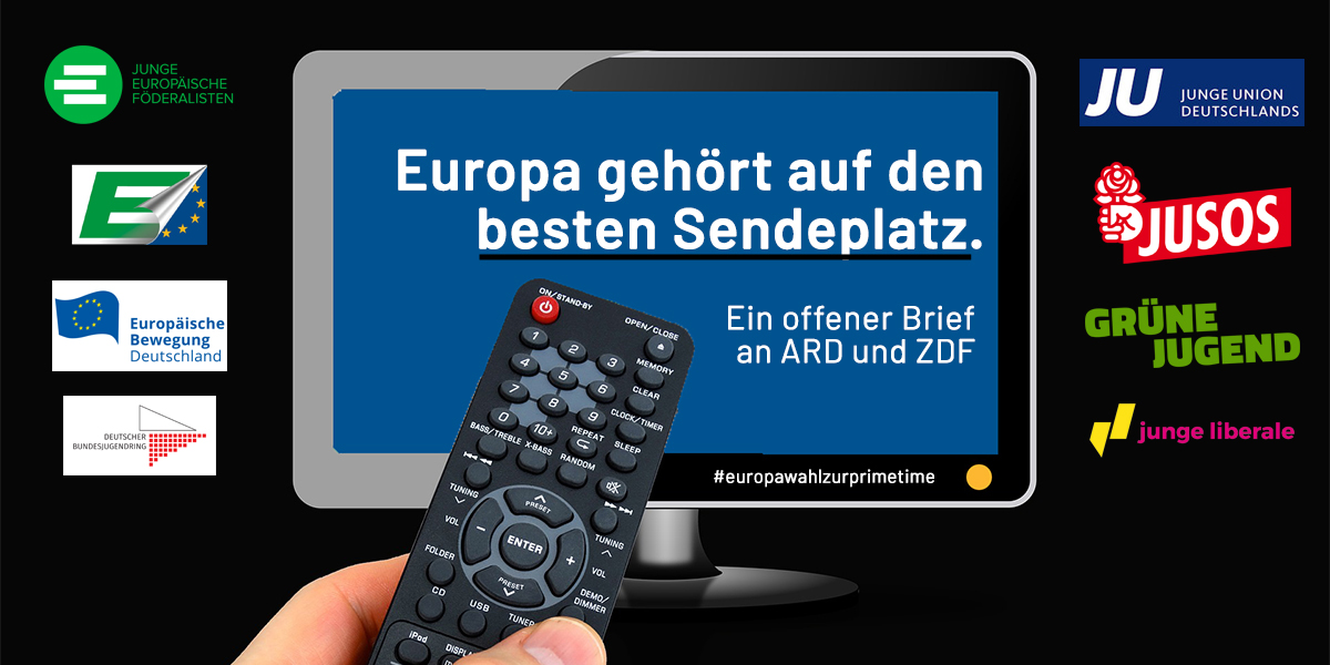 Europa gehört auf den besten Sendeplatz!
