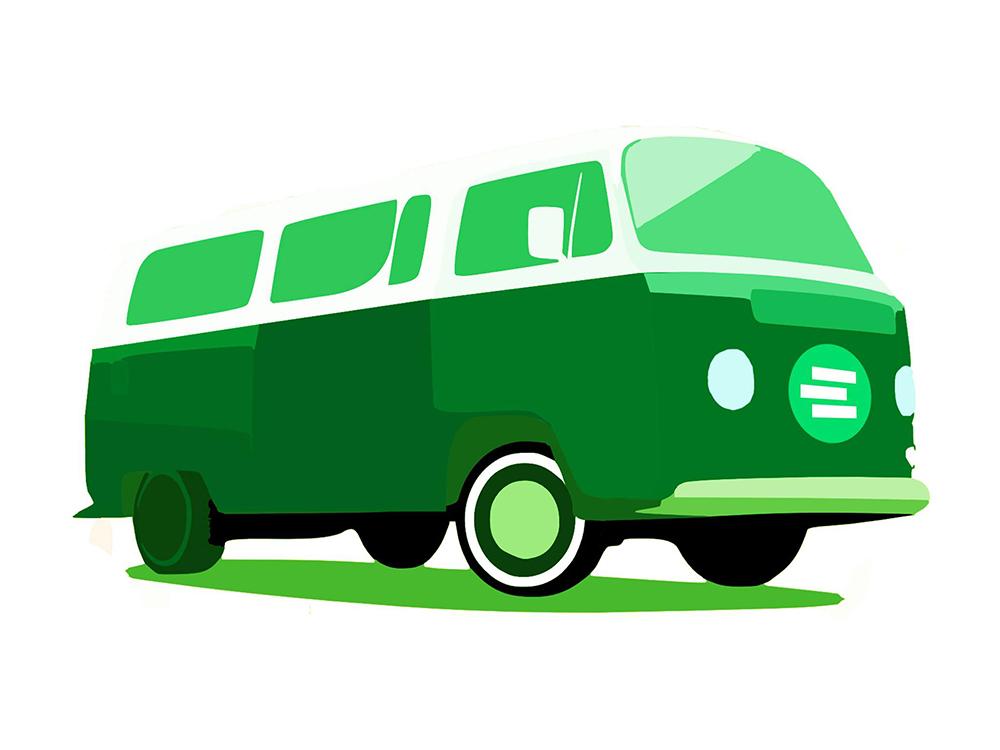 Bustour #GrenzenlosEuropäisch – Routenplanung in den Endzügen