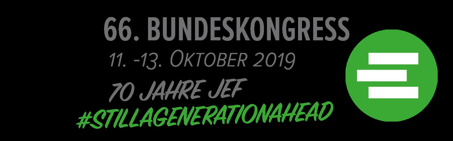 """""""Still a Generation Ahead!"""" – JEF feiert 70-jähriges Jubiläum"""