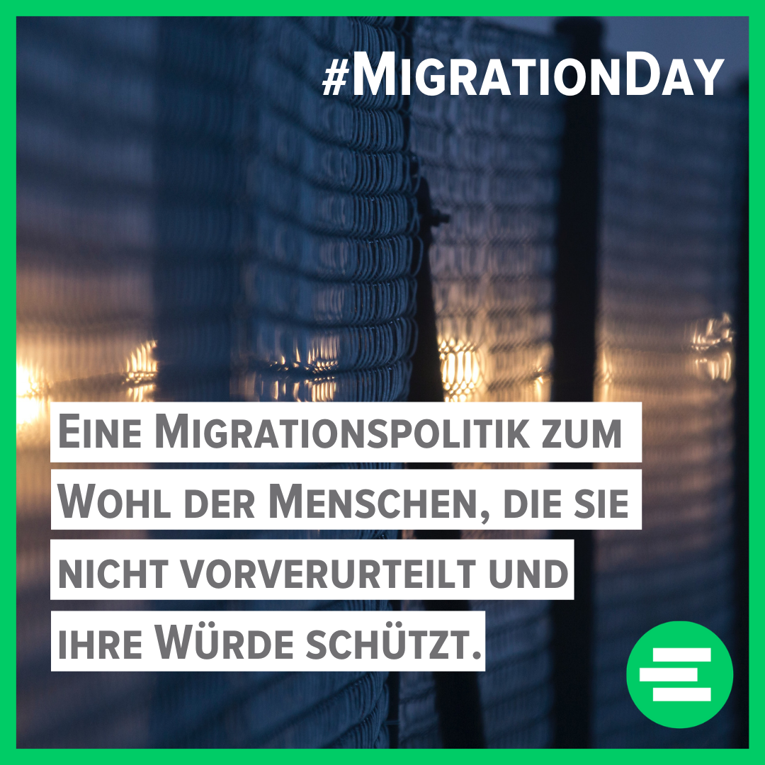 Statement zum internationalen Tag der Migration 18.12.