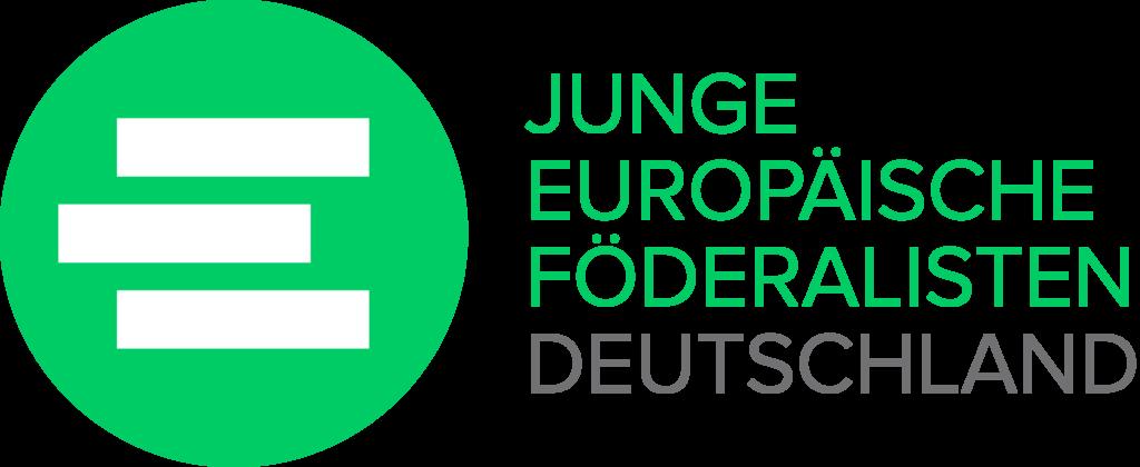Das Logo der JEF Deutschland.