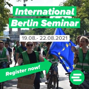 International Berlin Seminar 2021